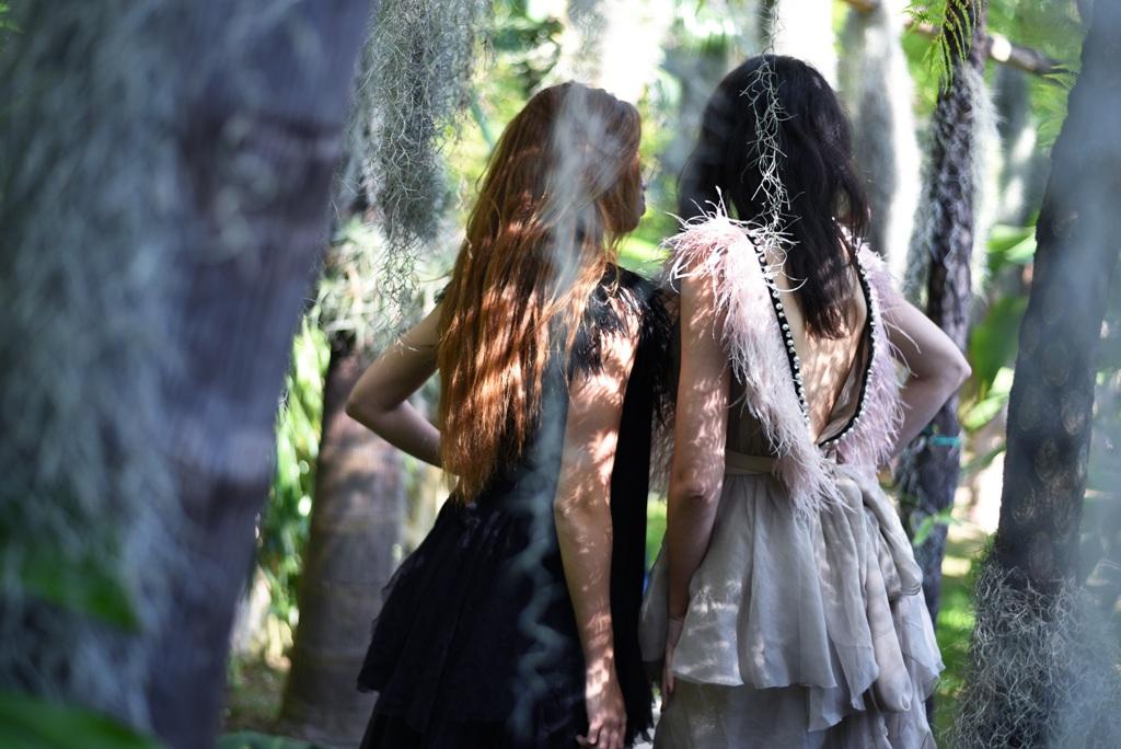 Fairytale in the Garden of Eden