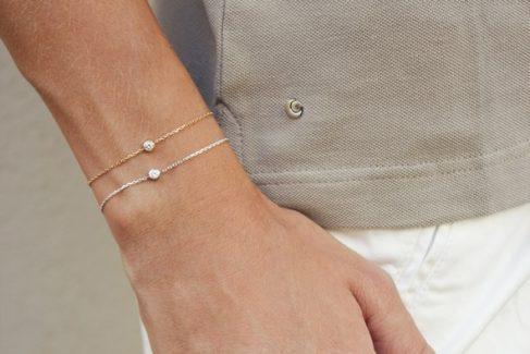 tropezian gold bracelet