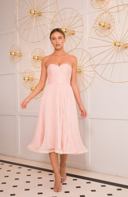 cocktail dress silk