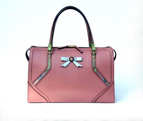 alize luxury leather handbag