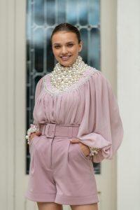 blouse delta queen
